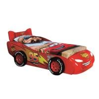 Lit voiture pour enfant 90x190 cm design Cars Disney ...