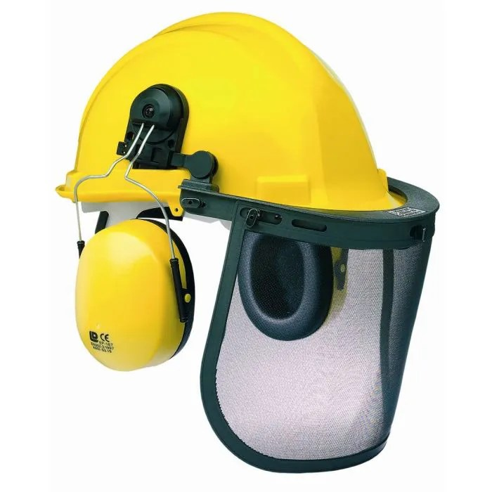 Casque De Protection Casque Visiere Et Protection Auditive - Achat / Vente