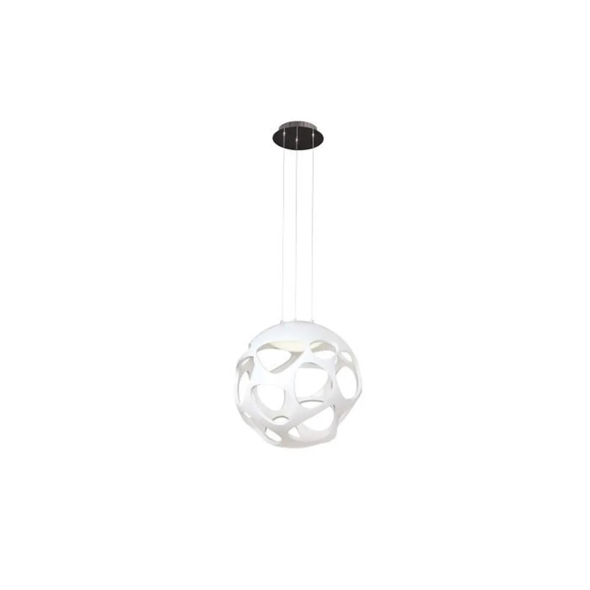 Suspension Ronde Grande Suspension Ronde Design Organica Achat Vente Grande