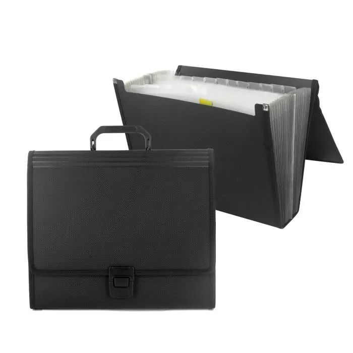 Porte Documents Classeur 26 Intercalaires Achat Vente Pochette Porte Document Porte - Classeur Porte Document