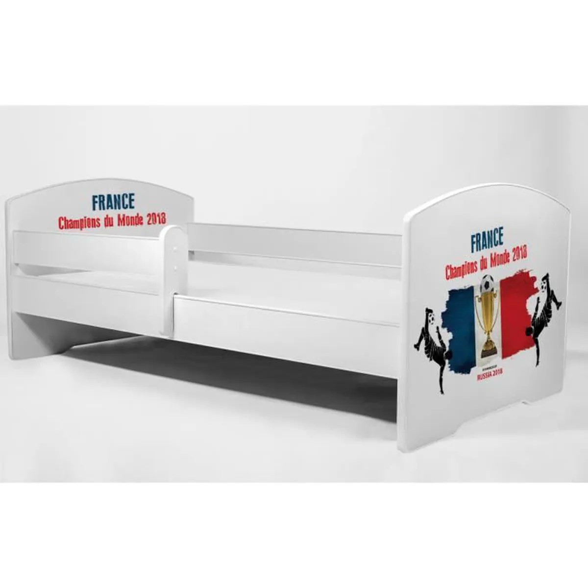 France Literie Tours Lit Enfant 160x80cm