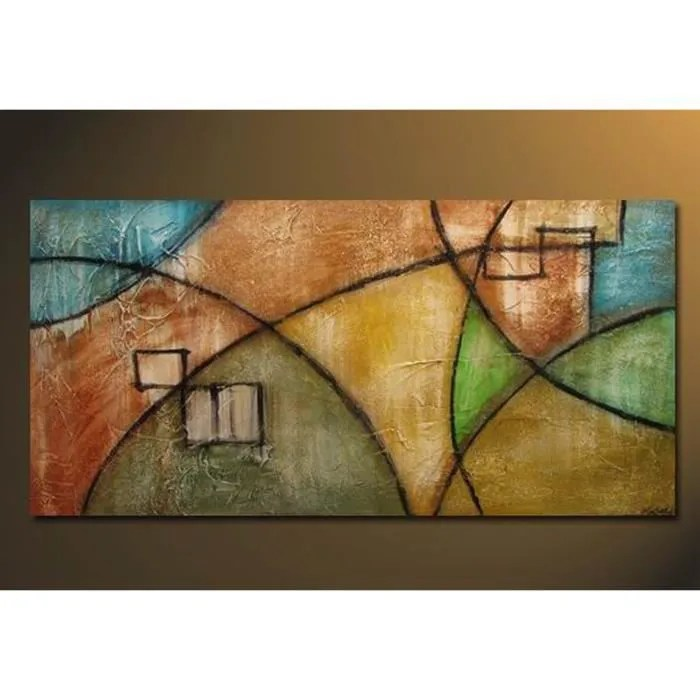 Tableaux modernes tableaux abstraits tableau - Achat / Vente tableau