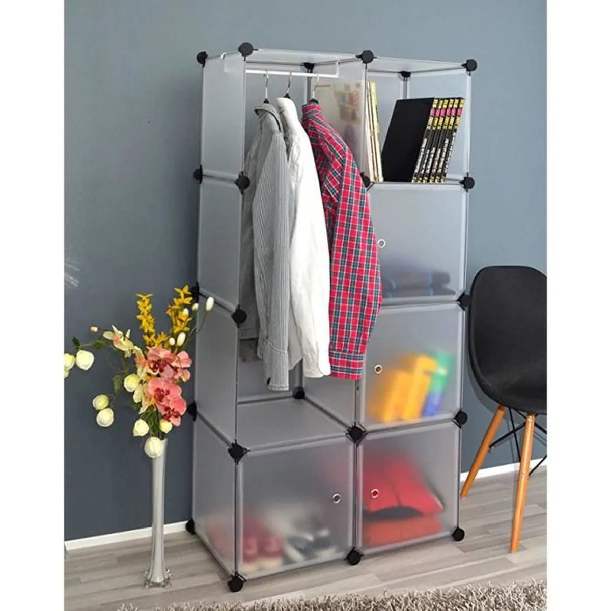 Commode Vetements Commode Rangement Vetement. Cool Tsideen Armoire Vtements