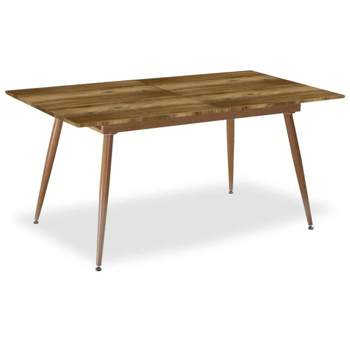Table Manger Scandinave Table Extensible Scandinave Betty Chêne 6 à 8 Personnes Achat