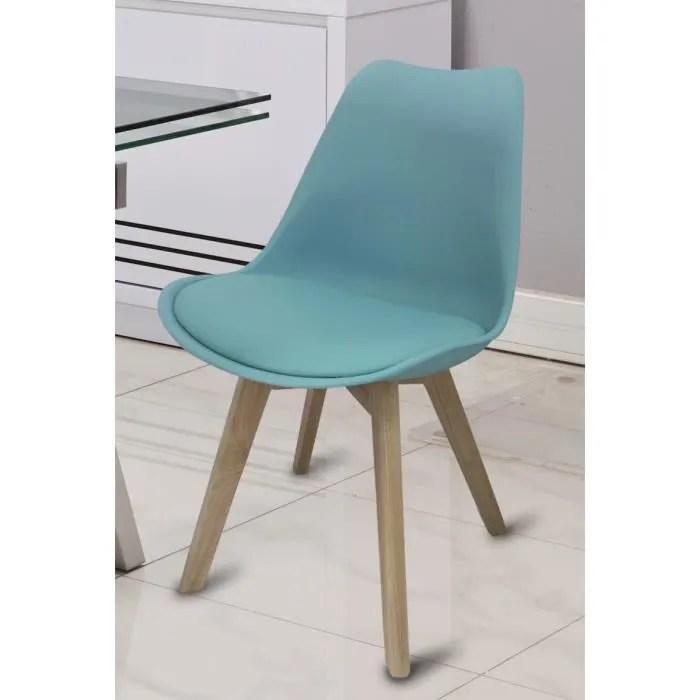 Chaises Scandinaves Dsw Best Bjorn Chaise De Salle Manger Bleue With Chaise
