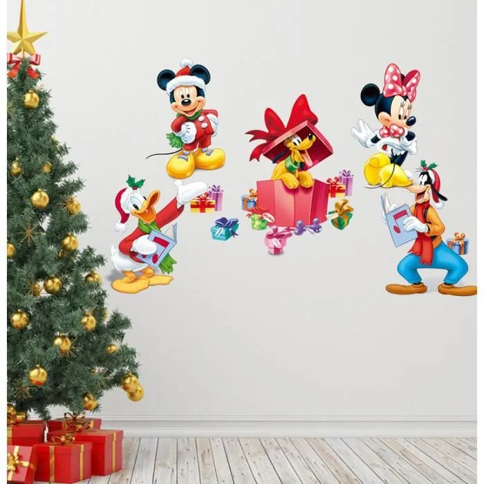 Decoration Noel Mickey Decoration De Noel Mickey
