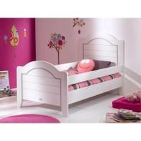 Lit enfant 90 x 190 Doly Blanc - Achat / Vente lit complet ...