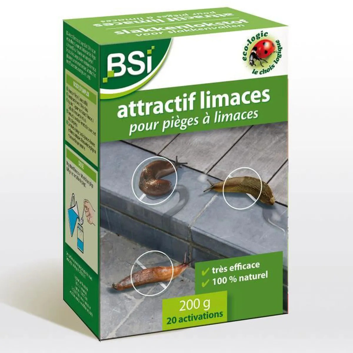 Desherbant Naturel Tres Efficace Attractif Limaces Achat Vente Traitements Plantes Attractif