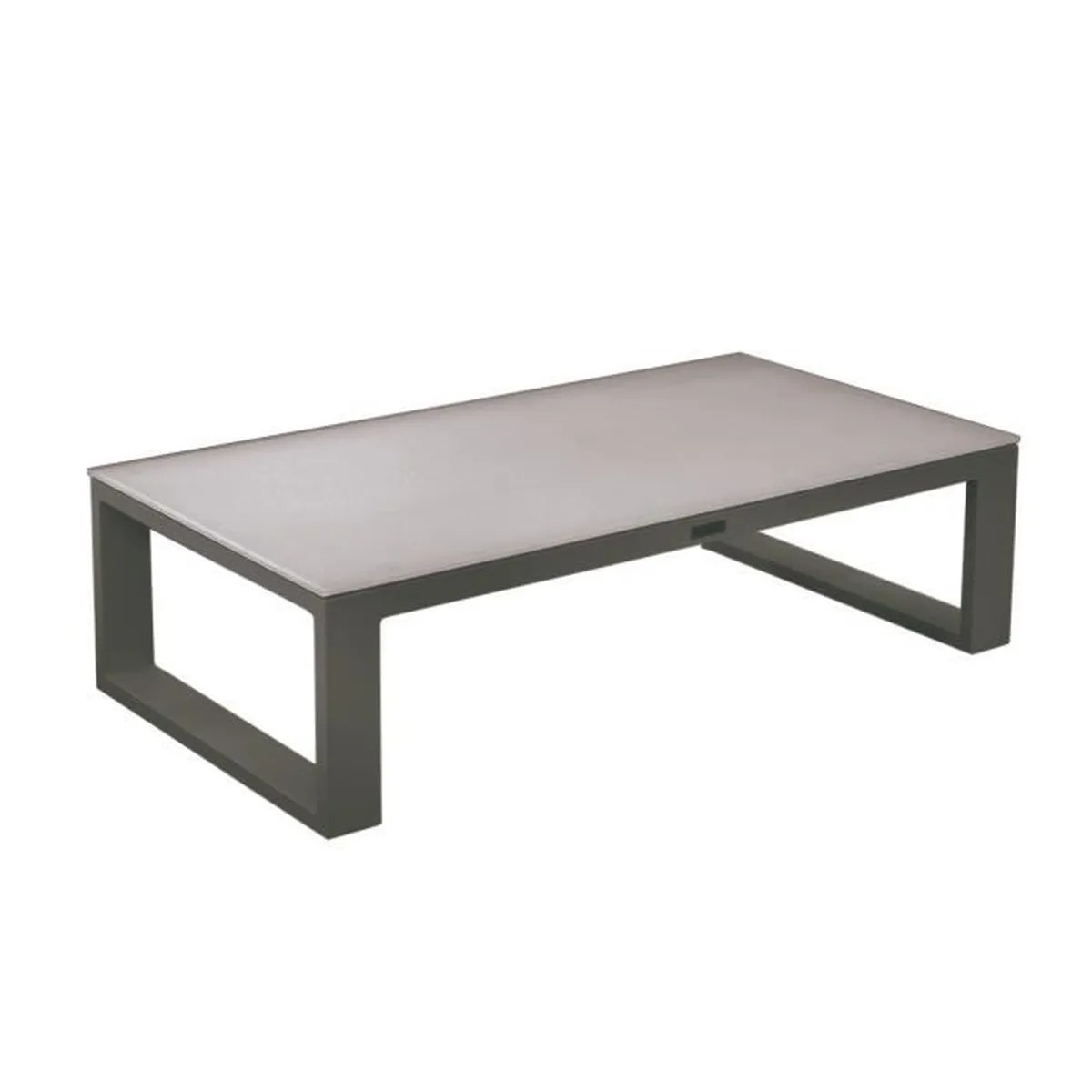 Table Basse Jardin Table Basse En Aluminium Design Jardin And Terrasse Belluno