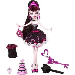 Monster High - Tenue De Soirée - Draculaura