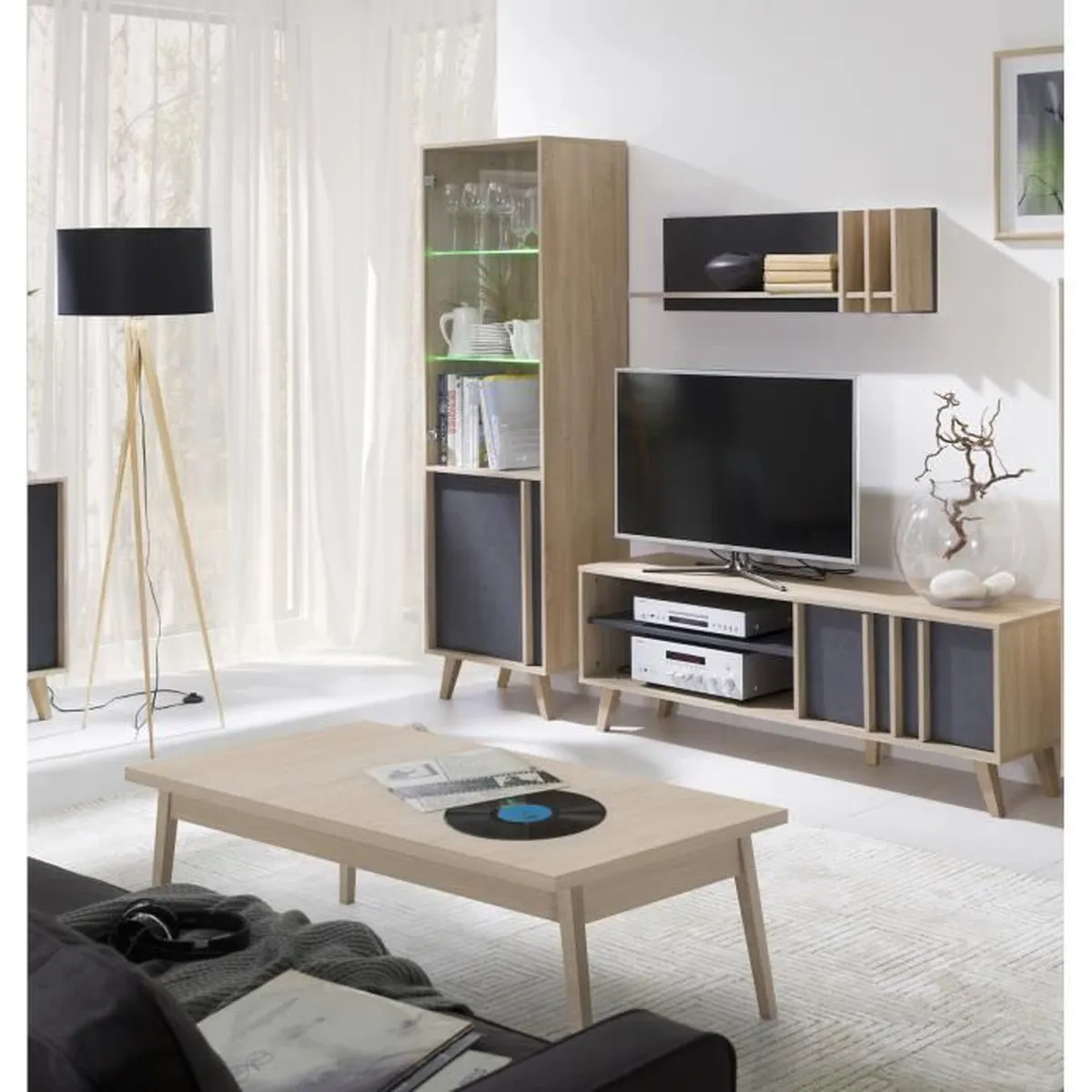 Ensemble Meuble Tv Table Basse Buffet Price Factory Ensemble Design Pour Votre Salon Malmo
