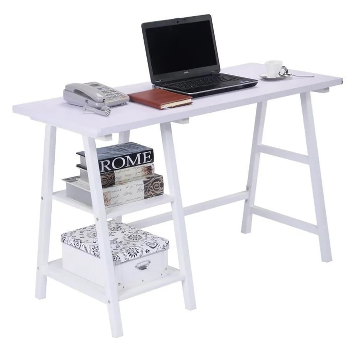 Bureau Zito Bureau Informatique Table De Bureau Pour Ordinateur Office