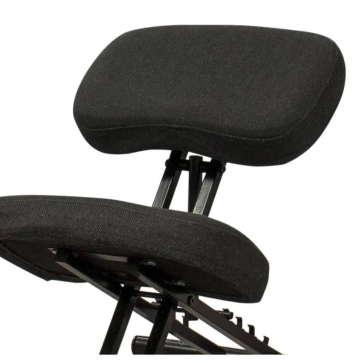 Chaise Bureau Ergonomique Tabouret Assis Genoux Hauteur D