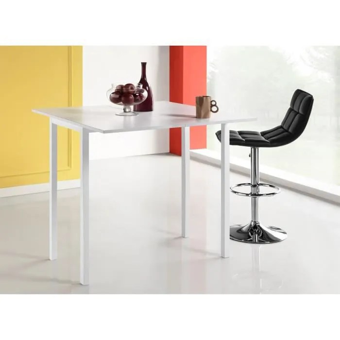 Table Haute Extensible Table Haute Extensible – Meuble De Salon Contemporain