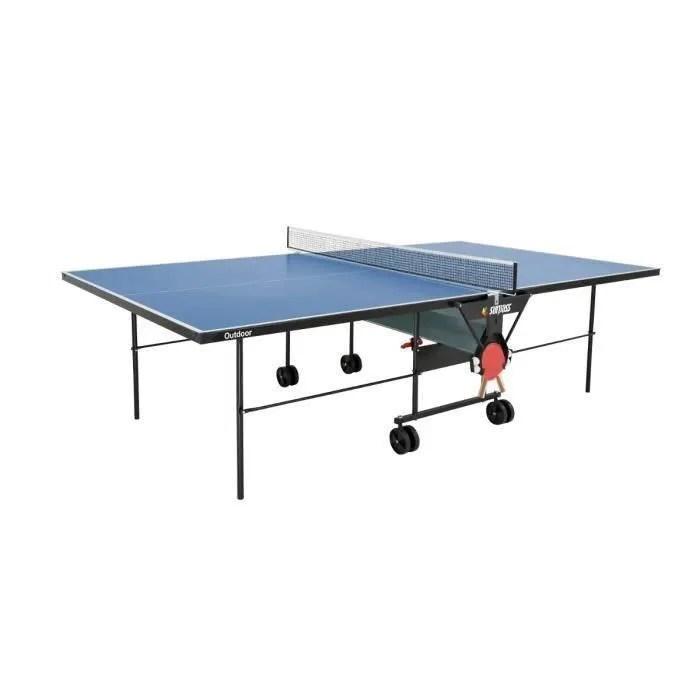 Table De Ping Pong Exterieur Kettler