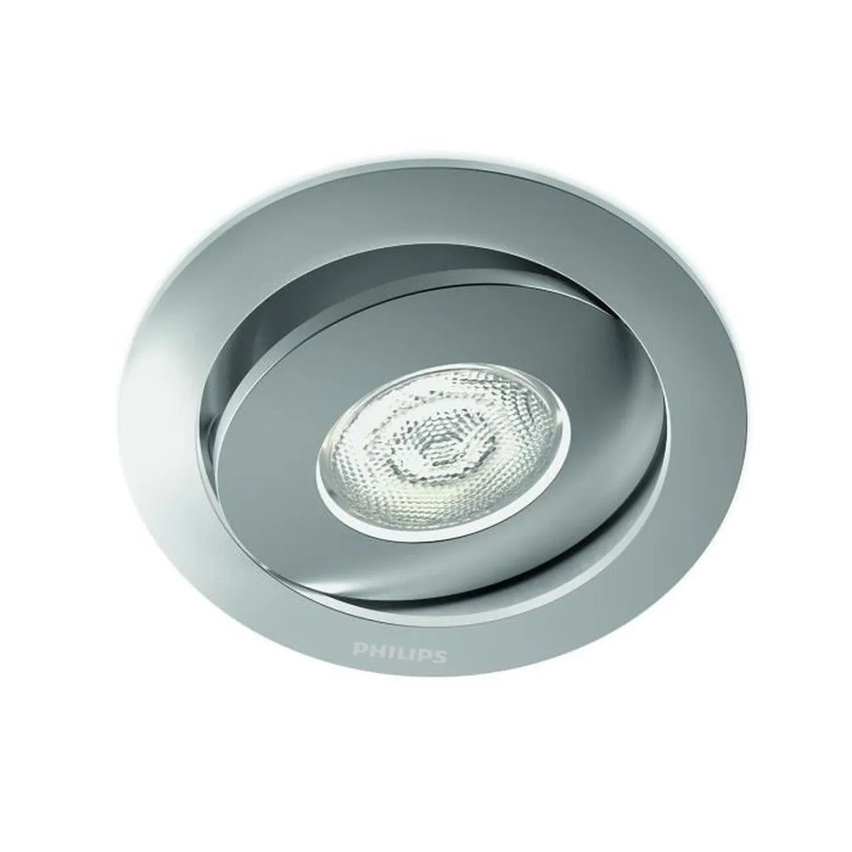 Spot A Encastrable Philips 591804816 Spot Encastrable Led Asterope Aluminium
