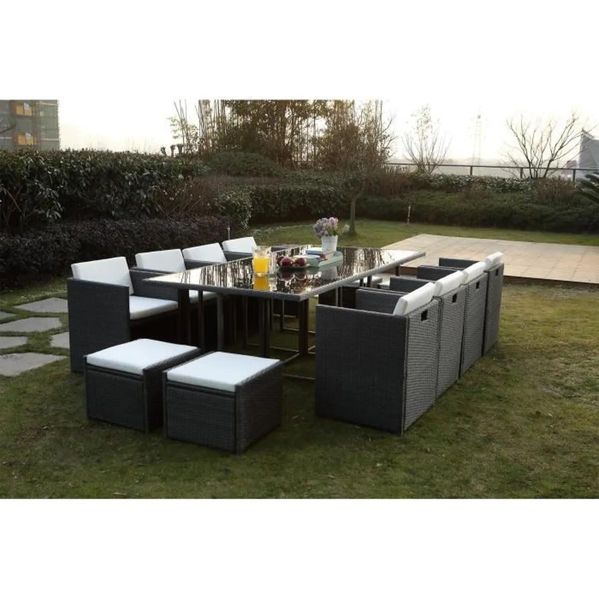 Salon De Jardin Design Arrondi Ritardo