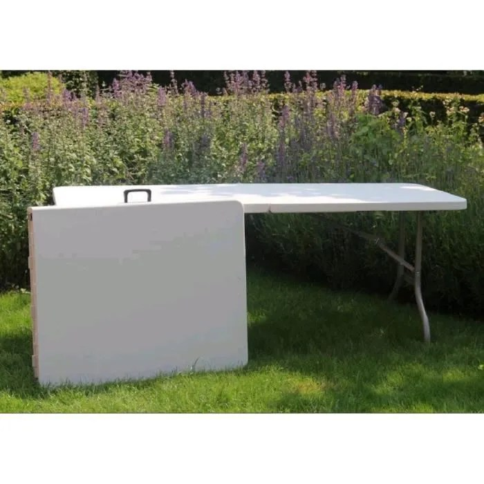 Table Pliante En Plastique Beautiful Table De Jardin Pliante Pvc Photos - House