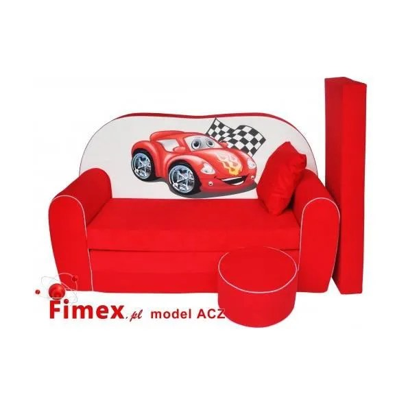vente chaude en ligne 84751 97cc5 √ Sofa enfant 2 places se transforme en un canap