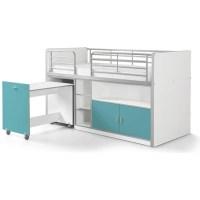Mezzanine Avec Rangement - Maison Design - Wiblia.com