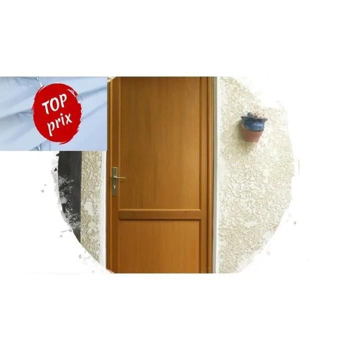 Porte d\u0027entrée - Achat / Vente Porte d\u0027entrée pas cher - Cdiscount - Oeil De Porte D Entree