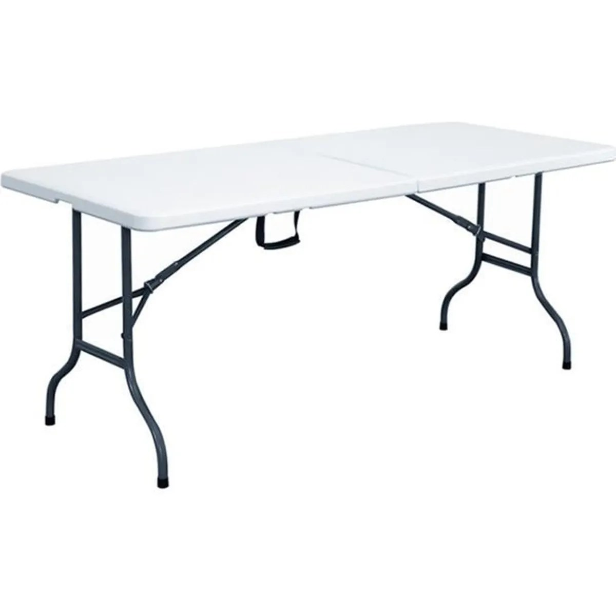 Table Pliante Exterieur Table Pliante Portable 180 Cm 8 Personnes Achat Vente Table De