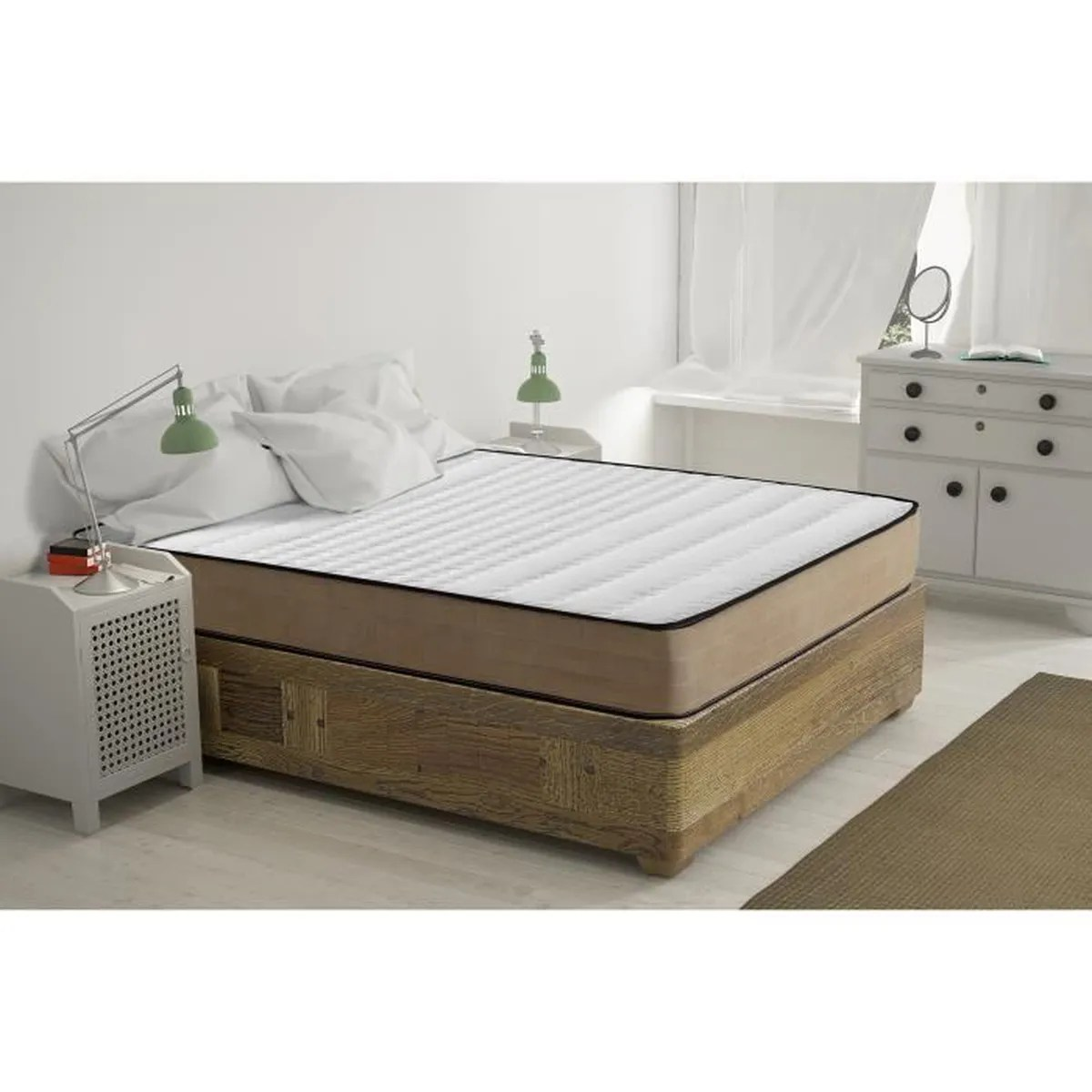 Matelas Relaxation Matelas Relaxation 2x80x190 Achat Vente Pas Cher