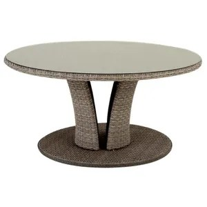 Table Ronde Resine Tressee Achat Vente Table Ronde