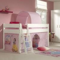 Lit mi-hauteur 90x200 pour enfant Princesse Disney - Achat ...