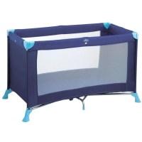 BABIDEAL Lit parapluie Kompak Bleu Bleu - Achat / Vente ...