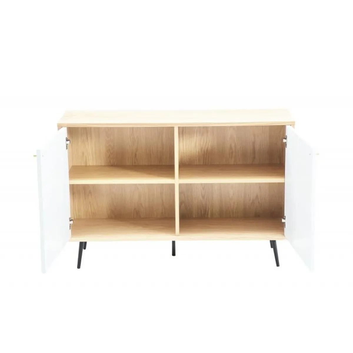 Buffet Bas Scandinave Meuble Tv Arty