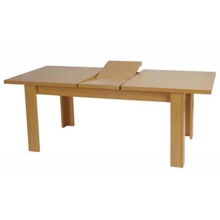 Table salle à manger 160 - 180 cm hêtre - Achat / Vente table à