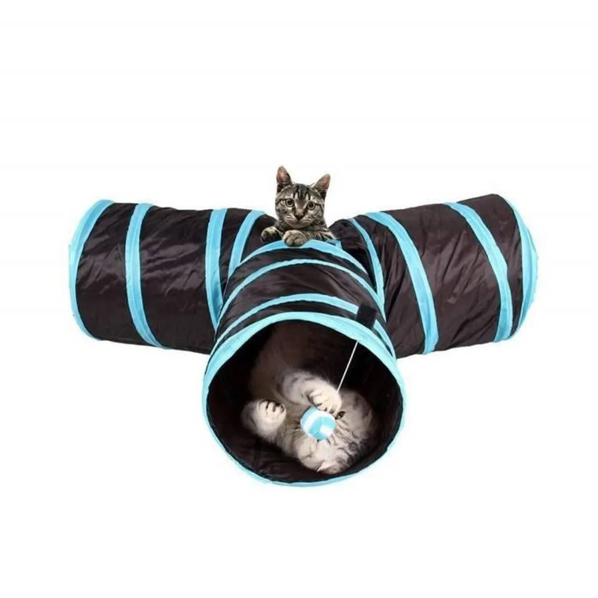 Tunnel Pour Animaux Jouet Pour Chat Chaton Chat Jouer Jeux Pour Chat Chat Tunnel