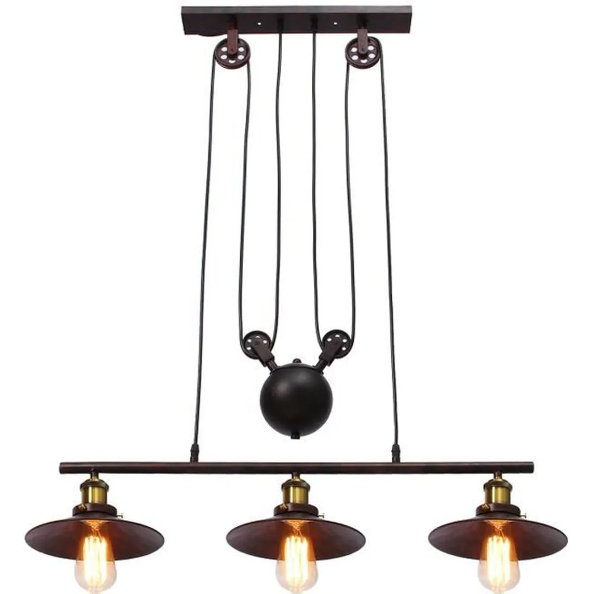 Luminaire Suspension Luminaire Suspension 3 Lampes Qj31 Montrealeast