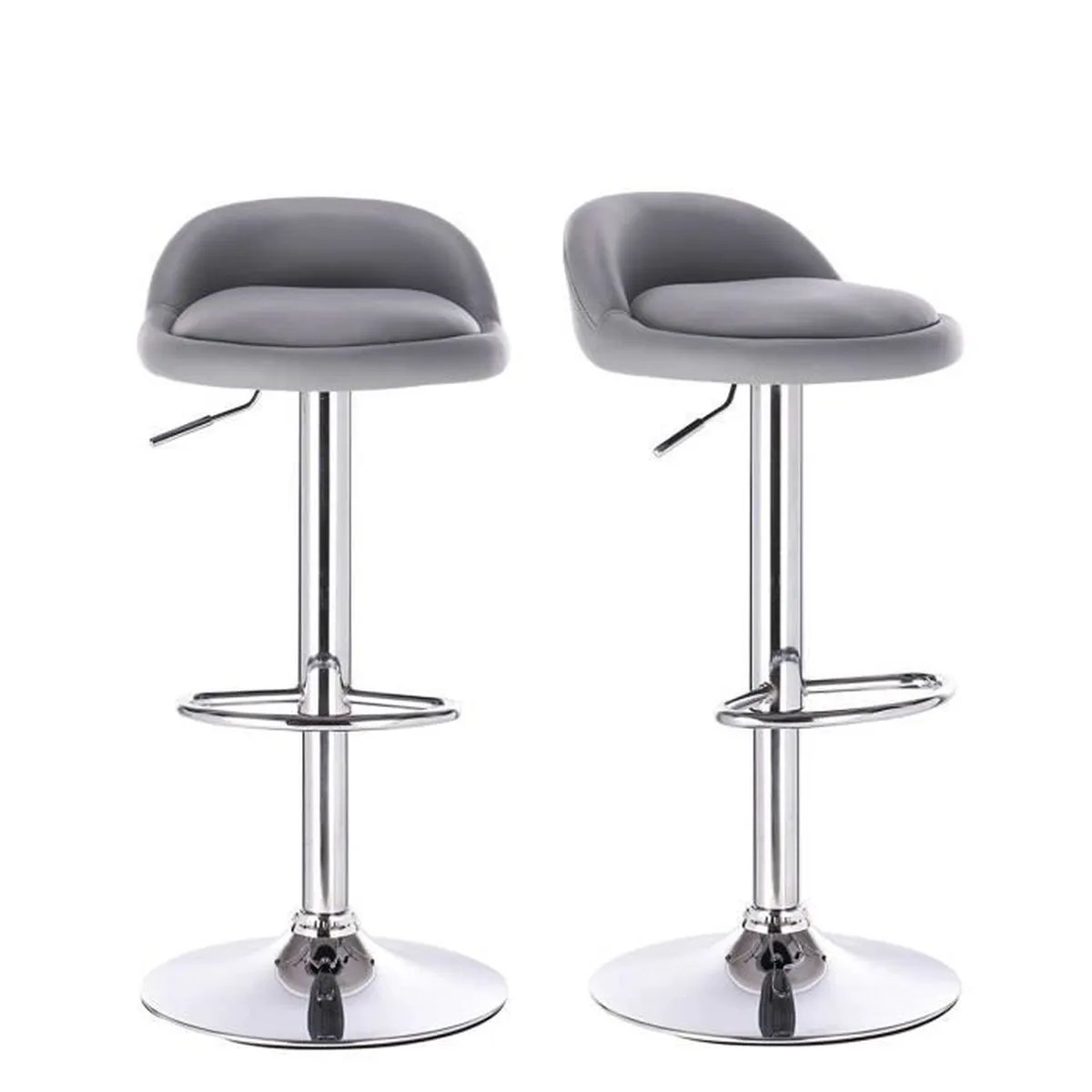 Lot 6 Tabourets Bar Kayelles Tabourets De Bar Cuisine Sati Lot De 2 Chaises