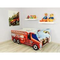Lit Pompier Pas Cher - Maison Design - Wiblia.com