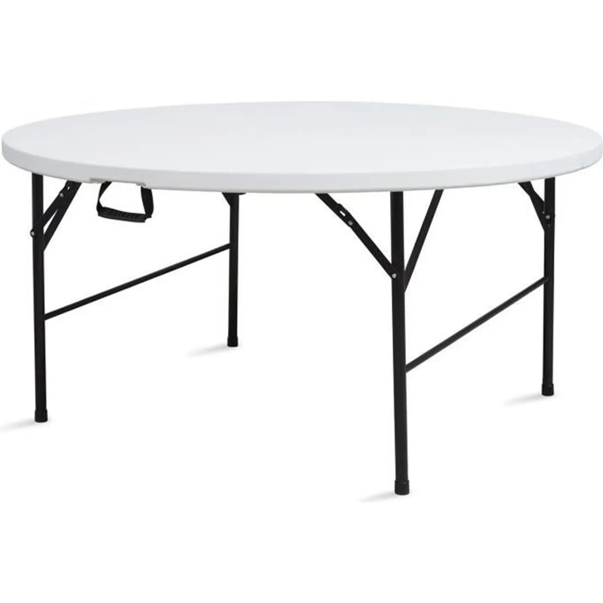 Table Pliante Exterieur Table Pliante Ronde 150 Cm 8 Personnes Achat Vente Table De