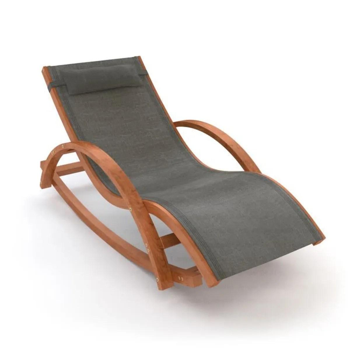Chaise Longue Veranda Jardin