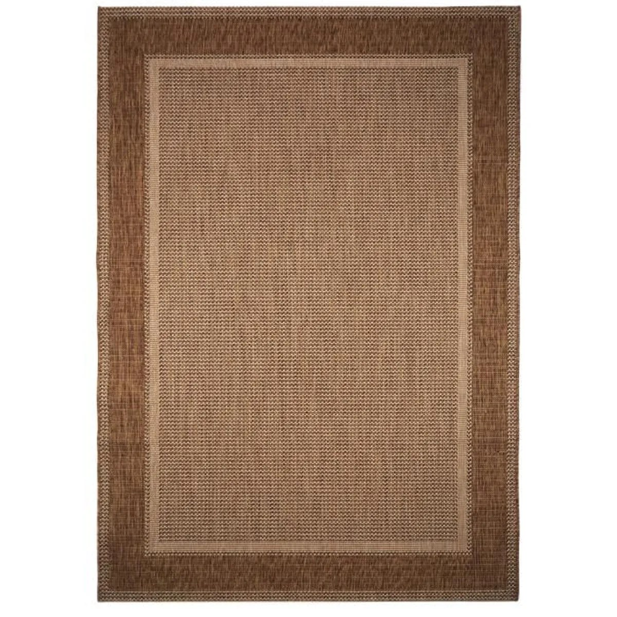 Tapis Exterieur Benuta Couverture Plaid Tapis Dextrieur Riso Marron X Cm With