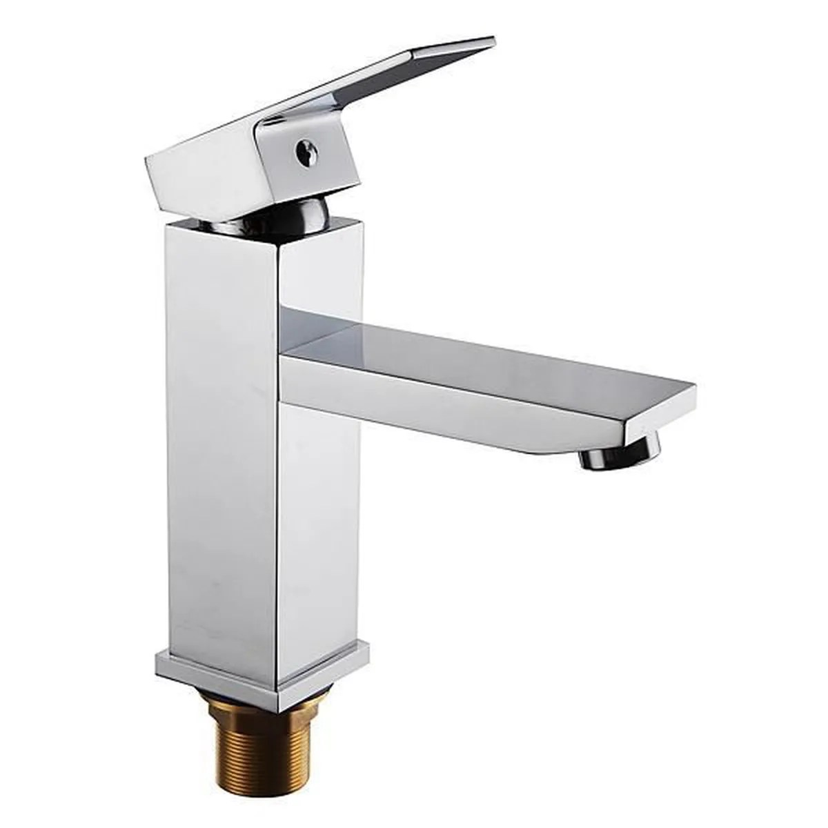 Evier Sdb Robinet évier Lavabo Laiton Cascade Mixer Tap Cuis