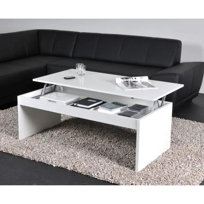 Cdiscount Tables De Salon