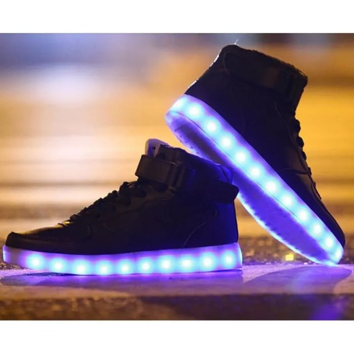 Meuble Tv Amazon Chaussures Montante Femme Homme Led Usb Rechargeable 7