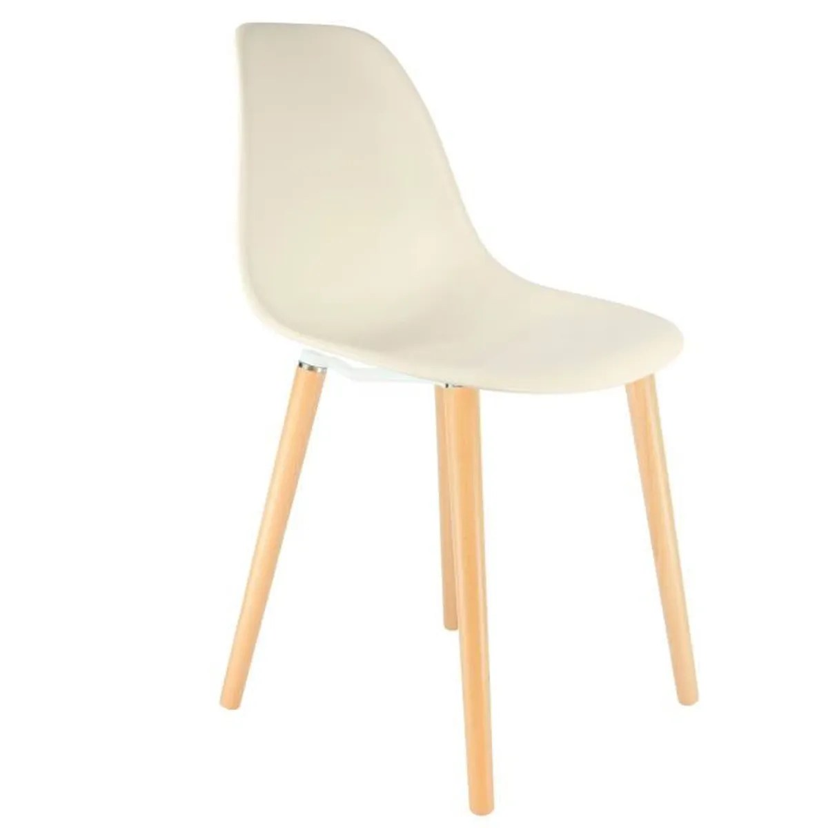 Chaises Privee Chaise Privee Chaise Stw Blanc Cassé Naturel