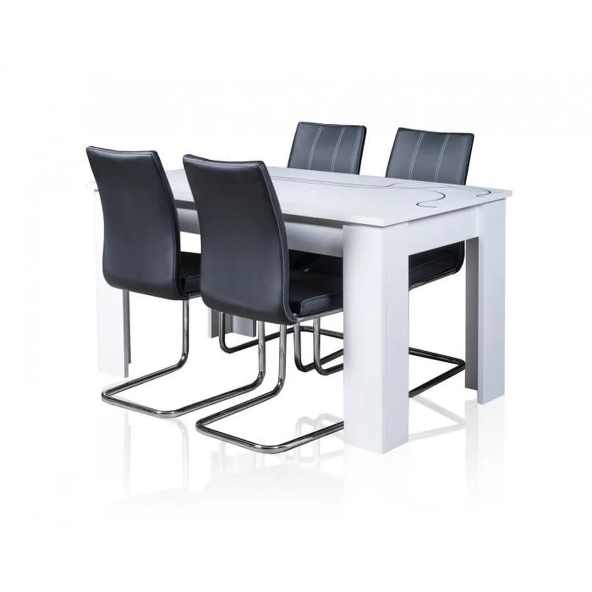 Table Et Chaise Cdiscount Cdiscount Table Chaise Maison Design Wiblia