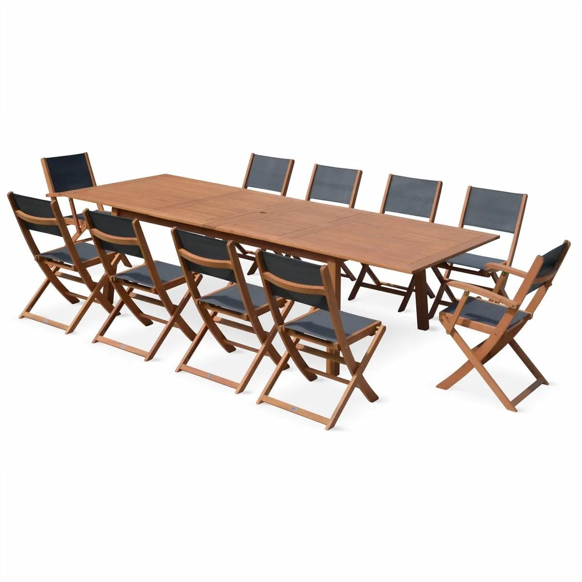 Grande Table De Jardin | Castorama Table De Jardin Inspiration De ...