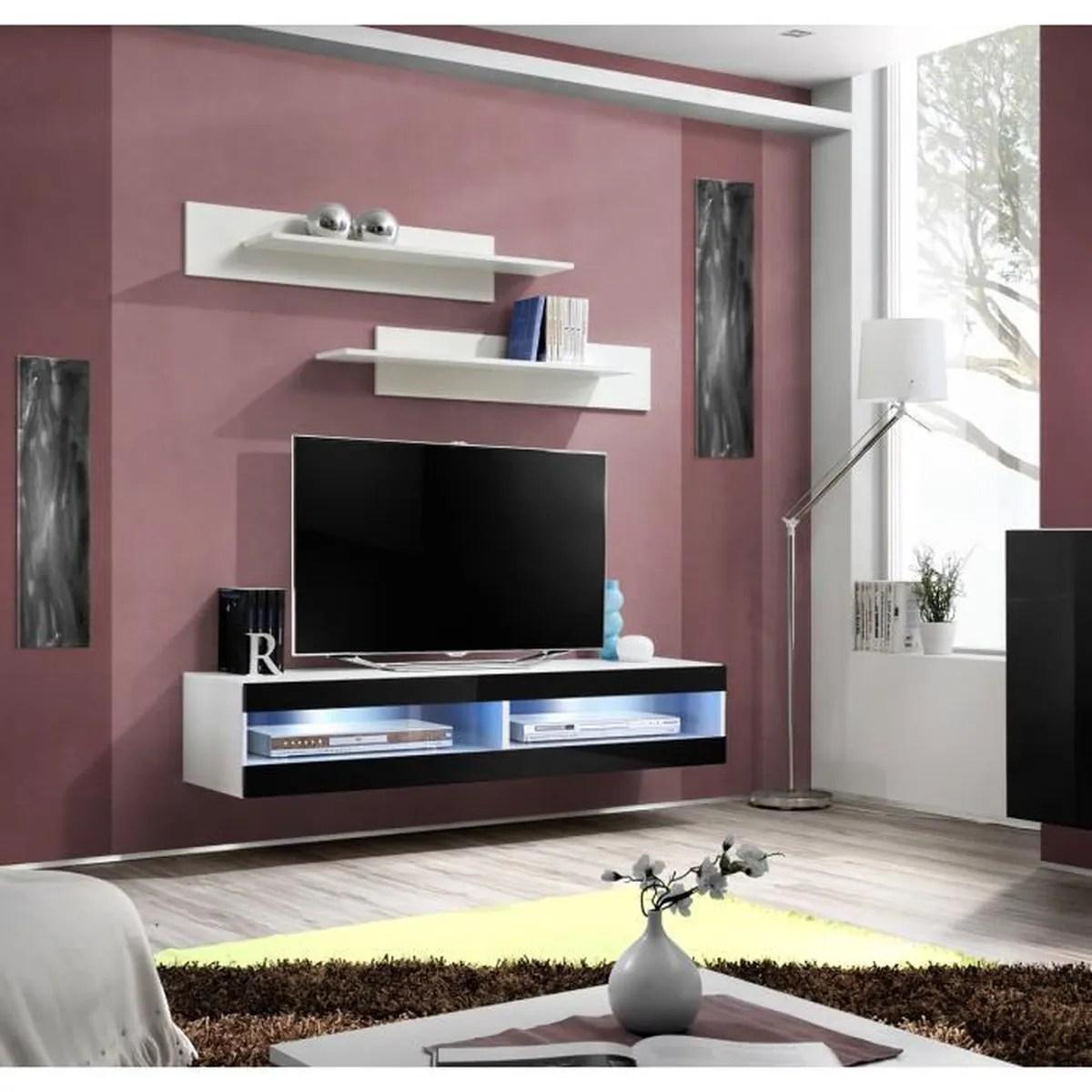 Meuble Tv Led Pas Cher Parfait Meuble Tv 80 Cm Pour Acheter Meuble