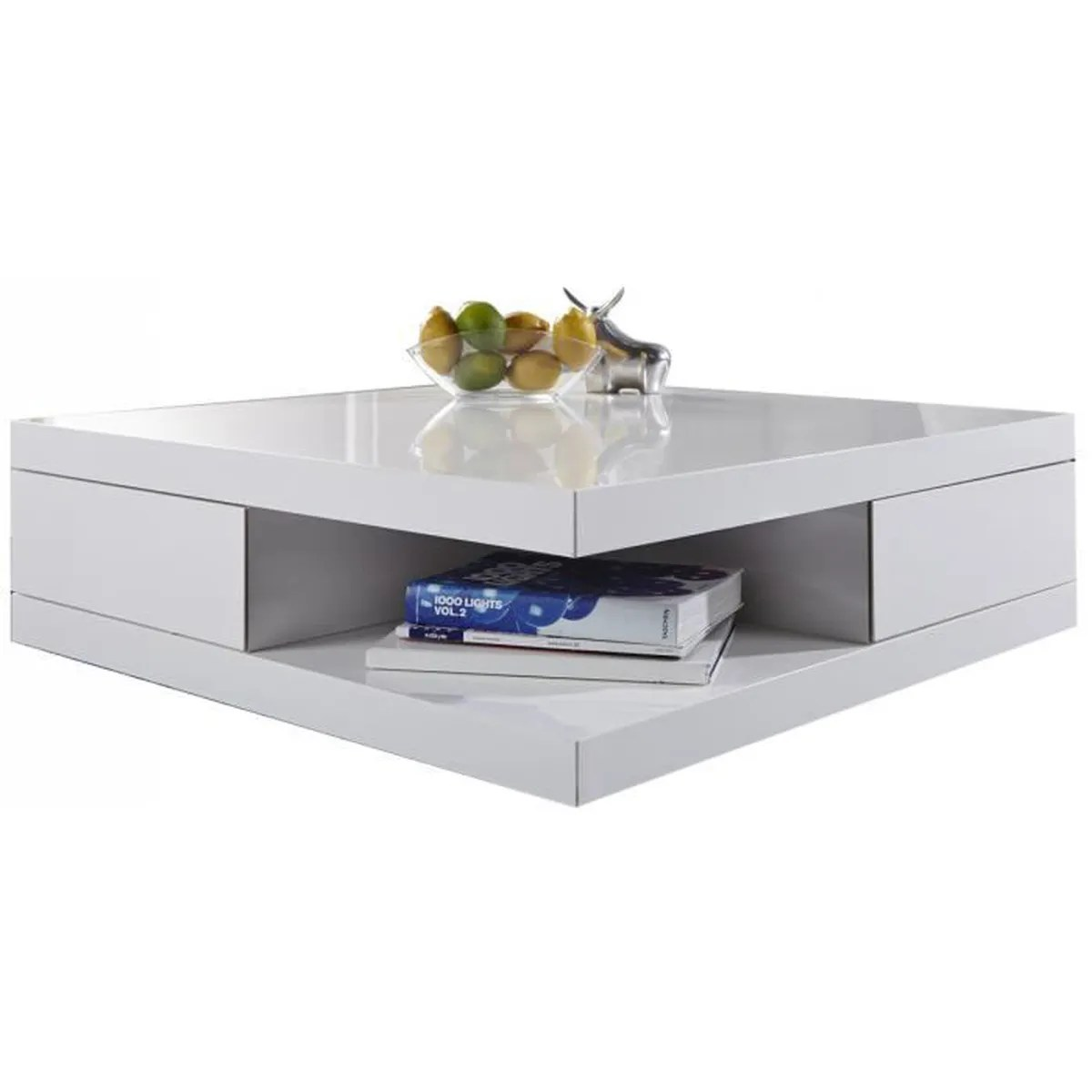 Table Basse Carrée Design Table Basse Carree