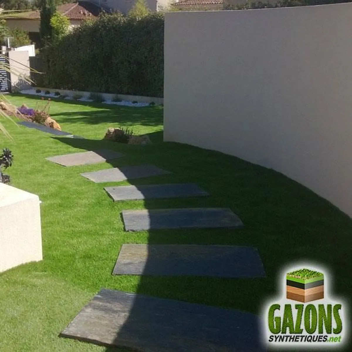 Gazon Terrasse Happiness 42mm 4 X 3 M Gazon Synthétique