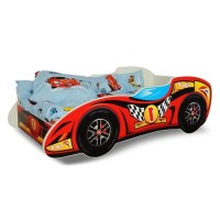 Lit Voiture Cars Pas Cher - Maison Design - Wiblia.com