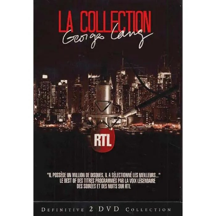 Magasin Meuble Pas Cher La Collection Georges Lang Rtl Vol. 1 By Compil… - Achat